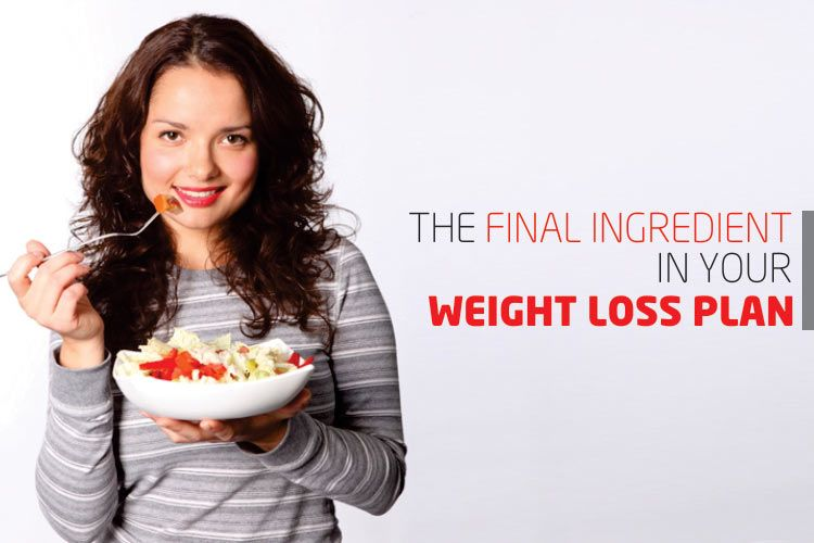 The Final Ingredient In Your Weight Loss Plan | Workout Trends