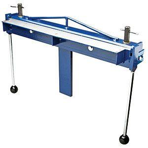 Jegs Bending Brake 17 Gauge 30 Sheet Metal Brake Sheet Metal Sheet Metal Fabrication