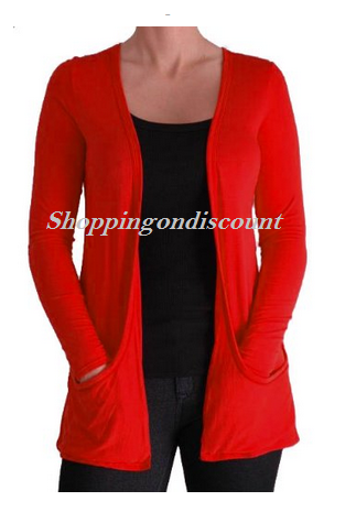 WINTER FASHION CARDIGAN ONLY IN 999RS COLOR:RED SIZE:STANDARD SIZE SUITABLE FOR WINTERS FABRIC QUALITY EXPORT PRICE:999RS  SHOP ONLINE NOW http://bit.ly/1spNrbS