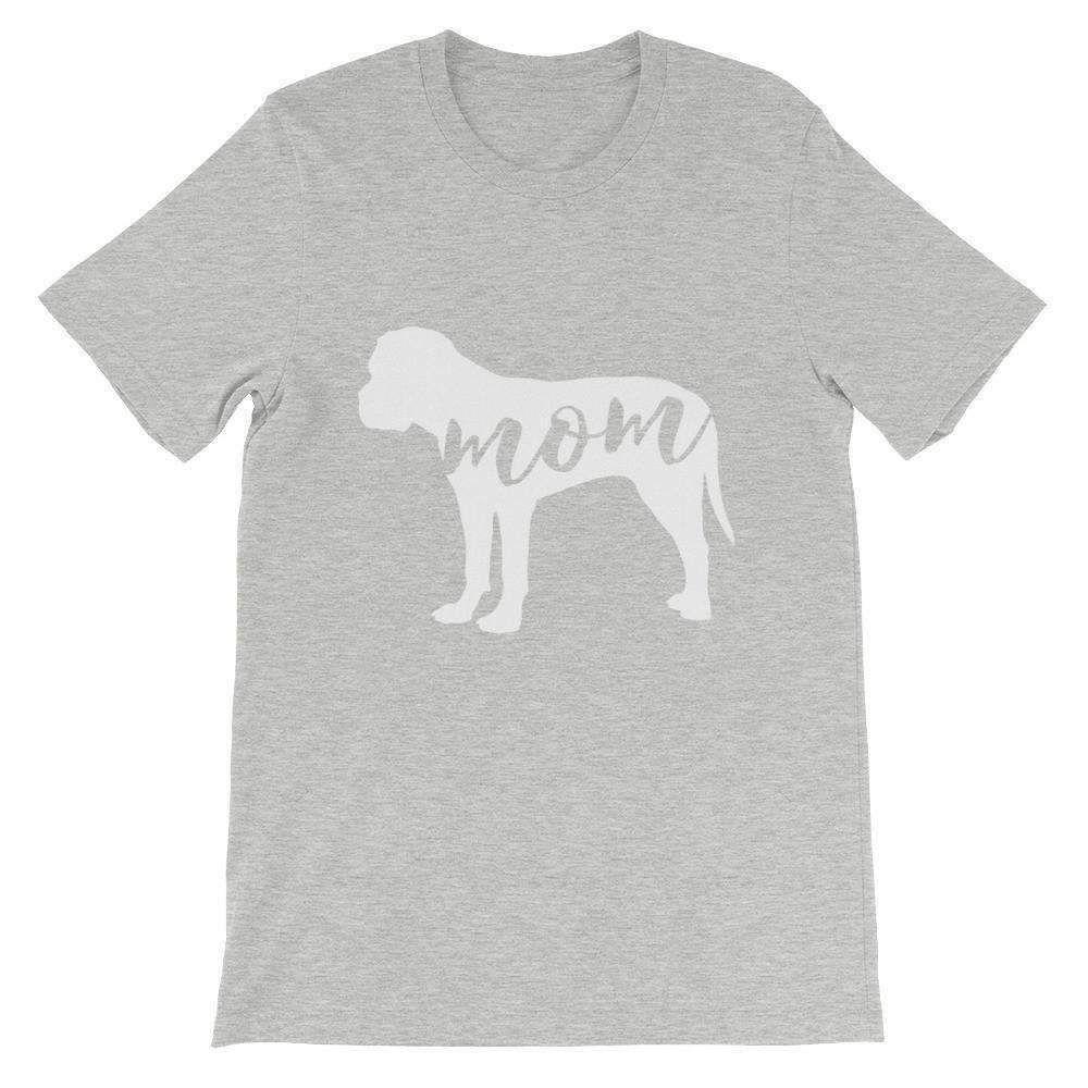 Bullmastiff mom unisex short sleeve t shirt products bullmastiff mom unisex short sleeve t shirt nvjuhfo Images