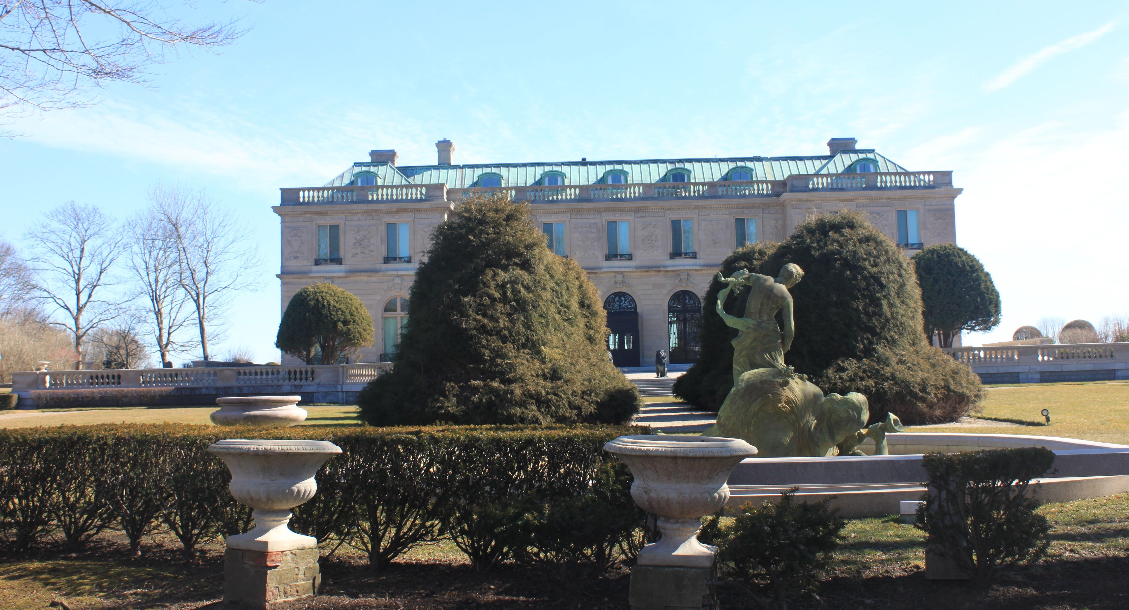 Gilded Age of Newport Mansions - The Travelers Way
