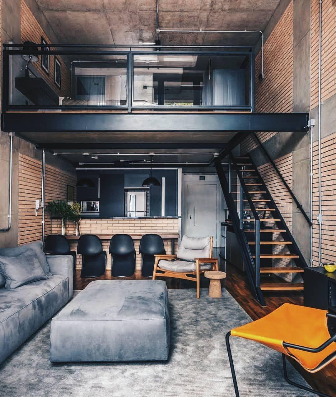 Pin de guilherme lima en loft pinterest casas for Diseno de interiores lima