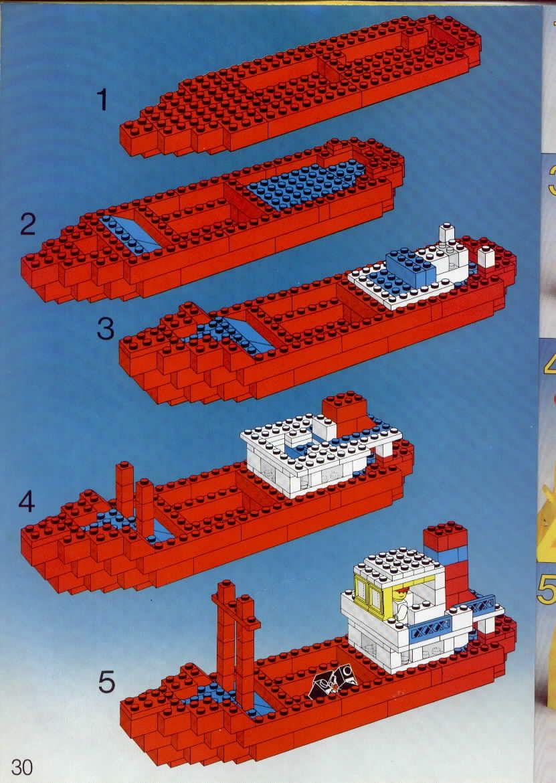 Books LEGOLAND Idea Book [Lego 6000] in 2020 Lego