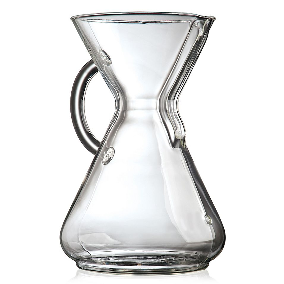 Chemex glass handle 10cup coffee maker in 2020 coffee