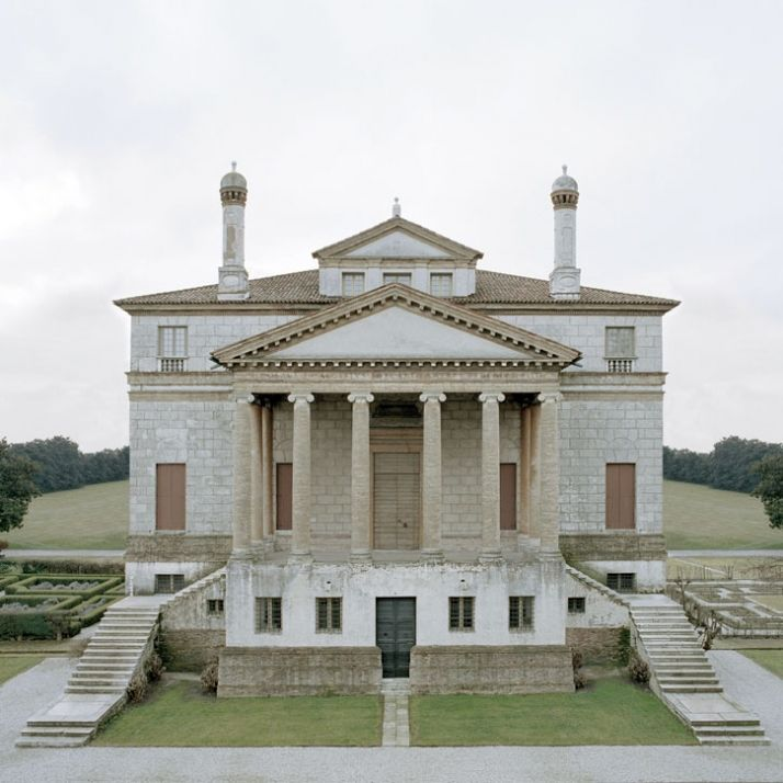 Andrea Palladio and Zaha Hadid Architects | Andrea ... Modern Palladian Architecture