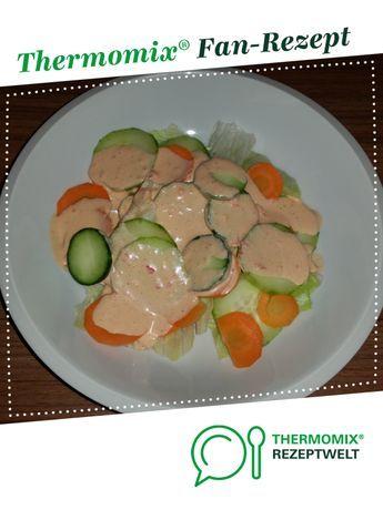 Die göttliche Salatsoße #marinadesauce