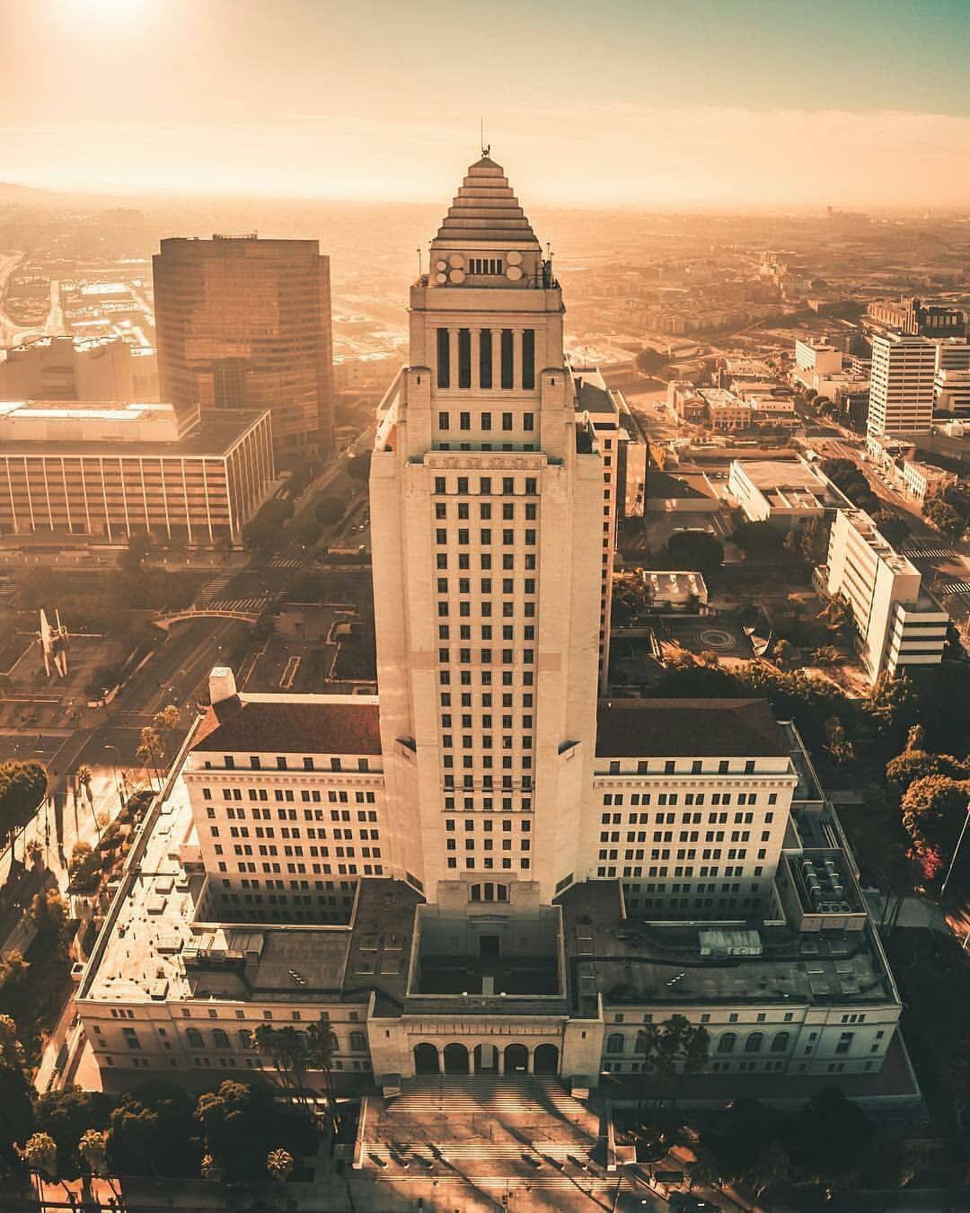 Losangeles La Losangelescalifornia Ferry Building San Francisco Los Angeles Los Angeles City