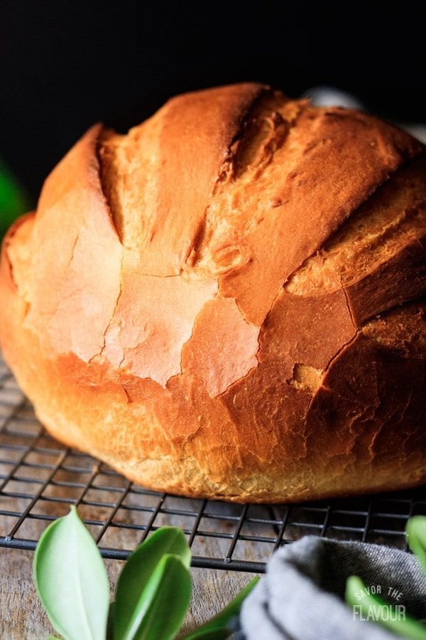 Easy Cob Loaf Recipe | Savor the Flavour
