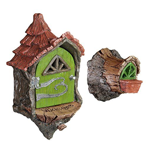 Georgetown Home Garden Miniature Fairy Landing Pad Set Garden Decor ** You  Can Find More Details By Visiting The Image Link.