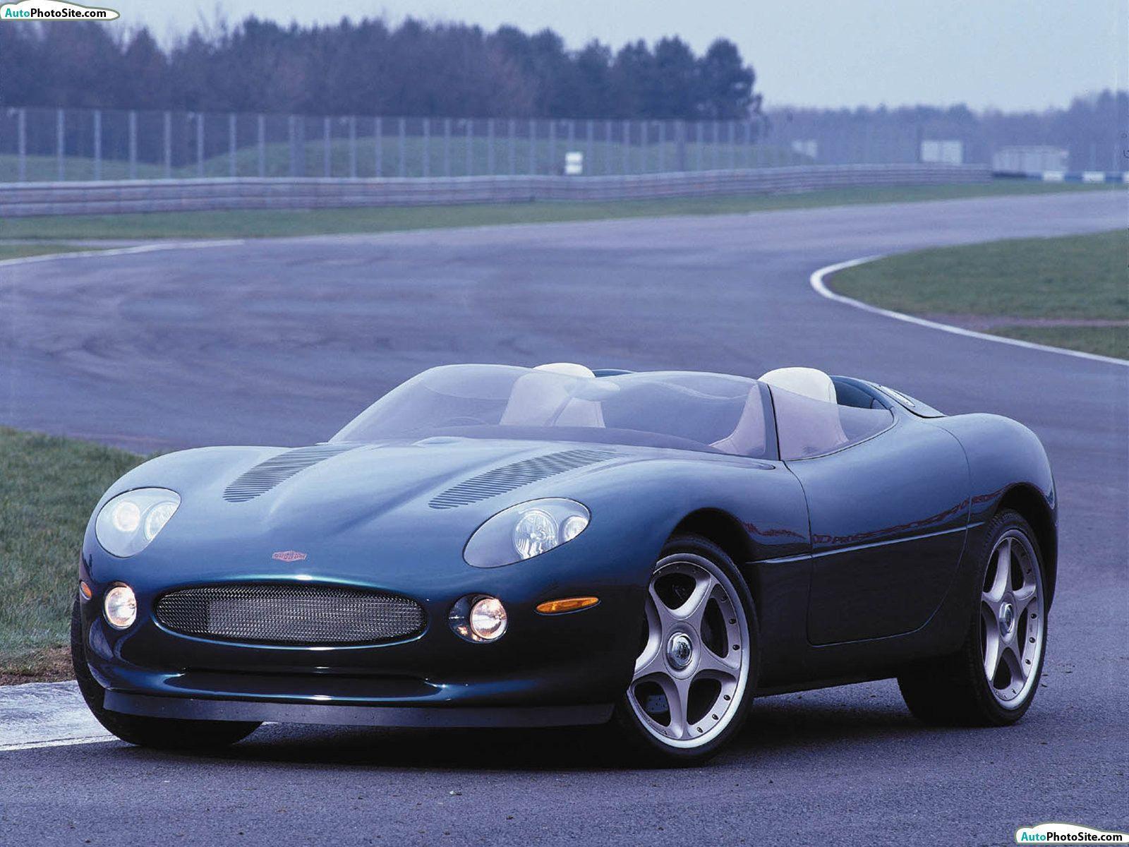 Jaguar XK180. The Prettiest Concept Car Of Them All?
