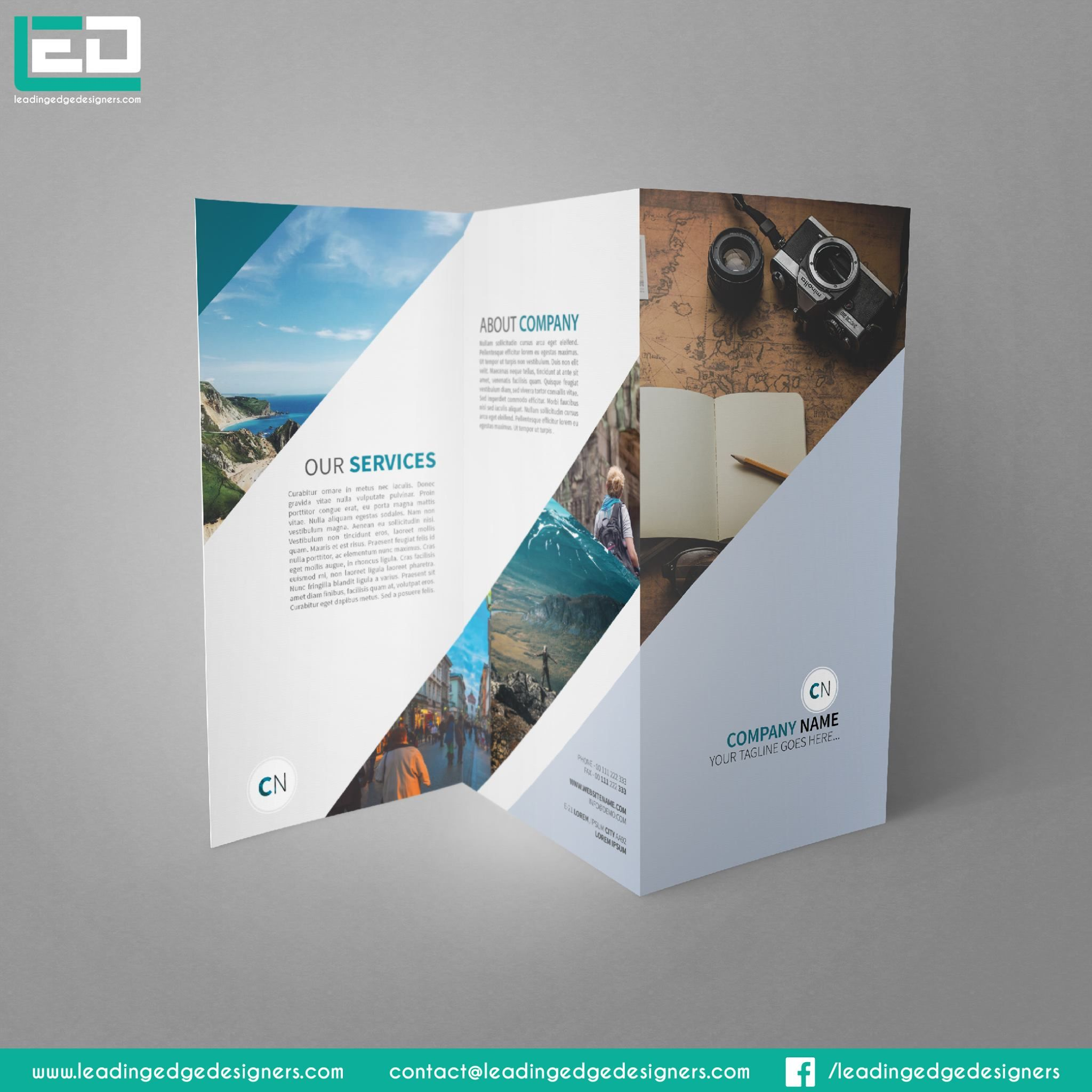 threefold brochure designs brochure threefold design