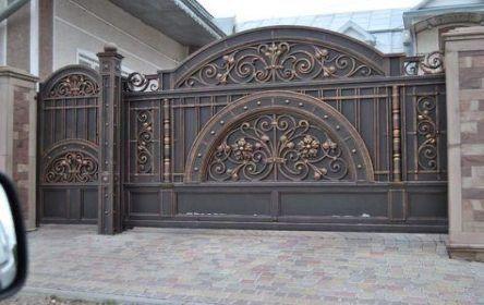0533 334 67 82 # wrought iron doors # iron doors # door models …