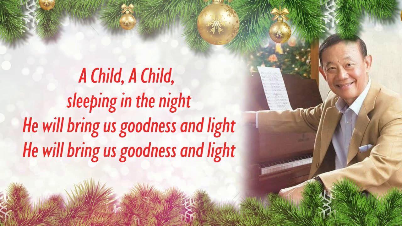 Jose Mari Chan Christmas Songs With Lyrics Christmas Song Song Lyrics Songs