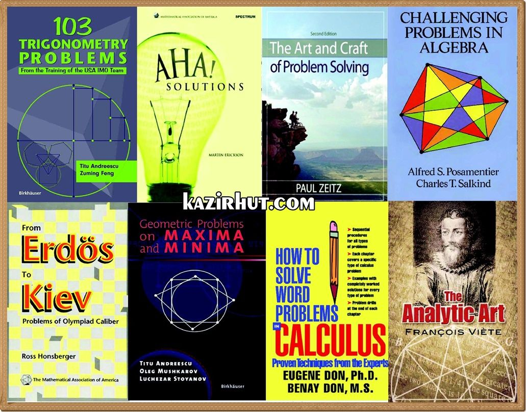 Books pdf olympiad maths