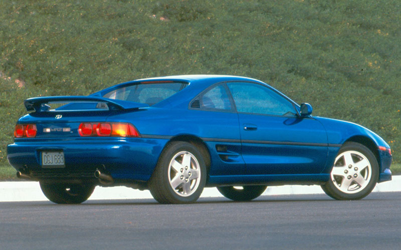 What Happened To The Toyota Mr2 In 2021 Toyota Mr2 Japanese Sports Cars Toyota
