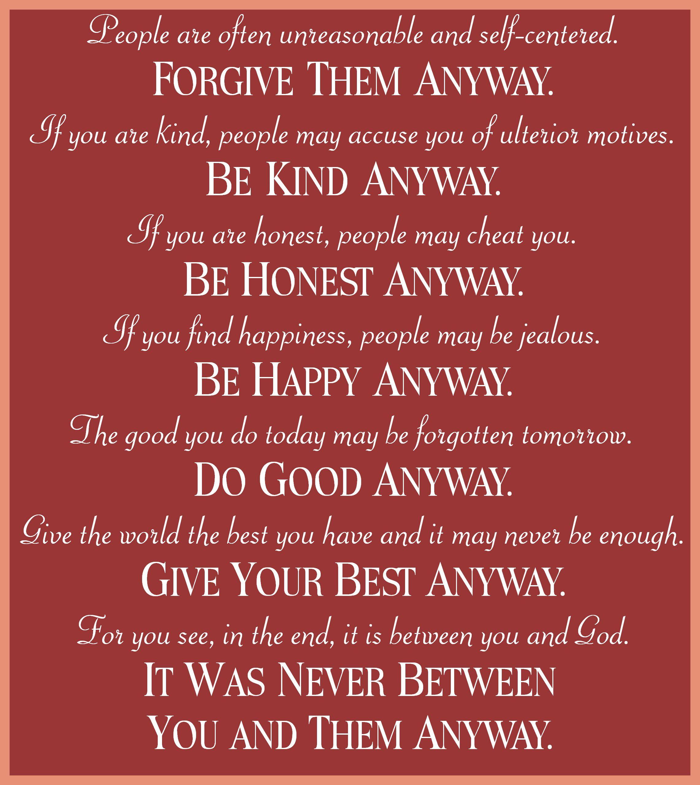 Mother Teresa Inspirational Quote Hmmmm Stuff Mother Teresa