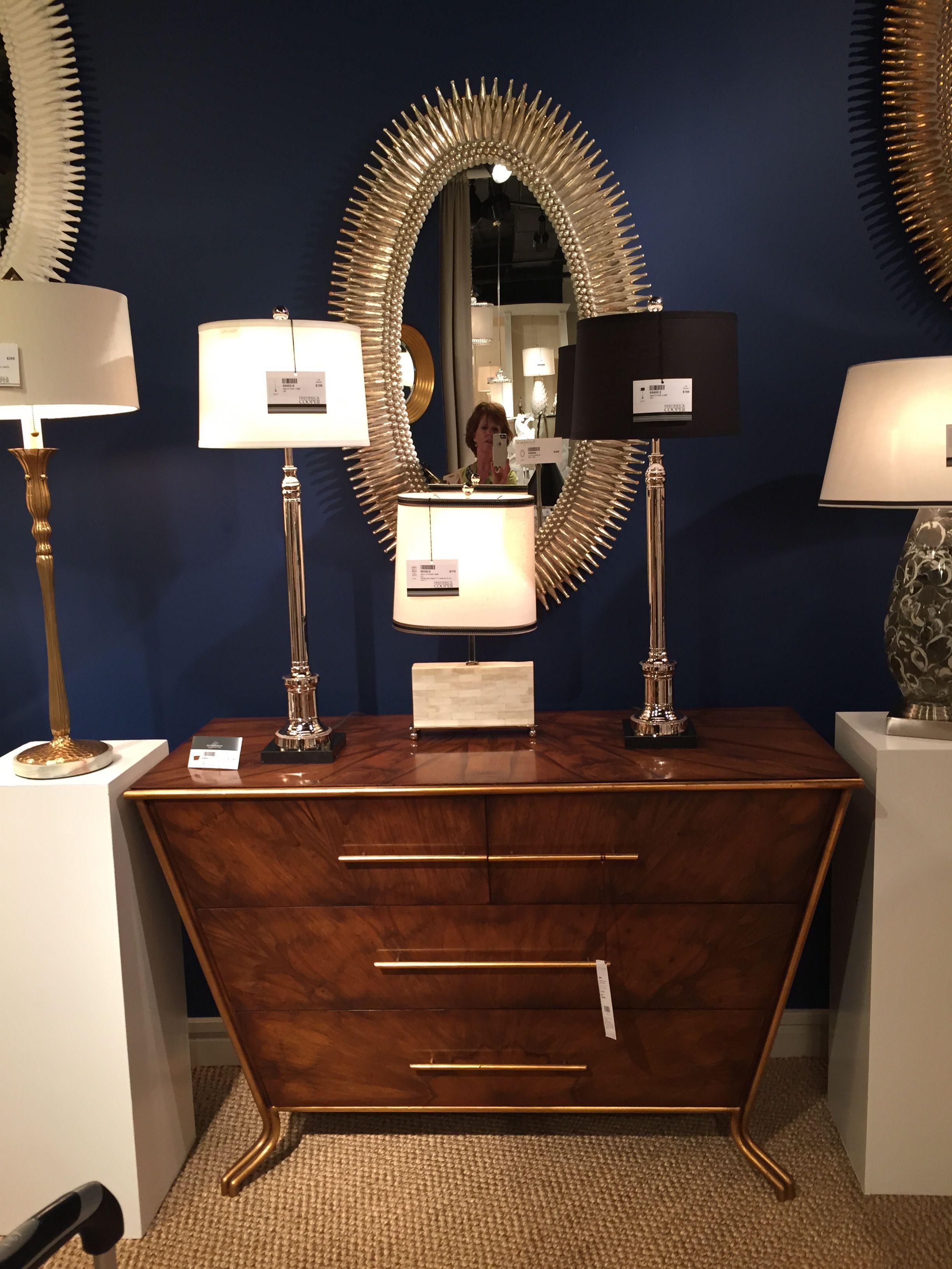 Mirror from Wildwood Lamps.  #WildwoodLamps #mirrors