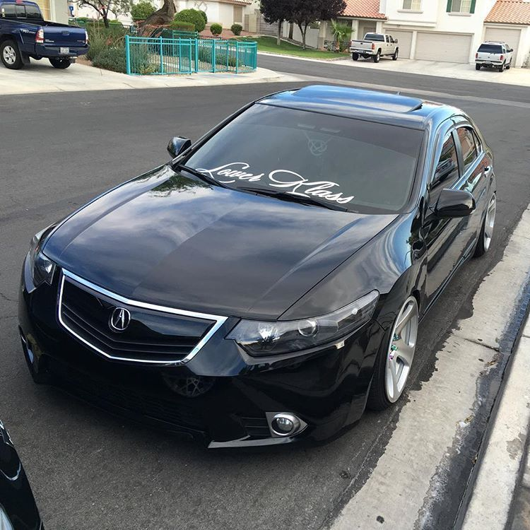 Image Result For 2010 Acura Tsx Slammed