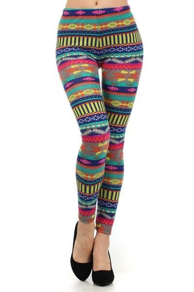 Graphic leggings only $10