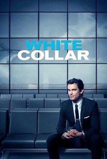 """""""White Collar"""" - yes Neal, I would love to take a seat beside you."""