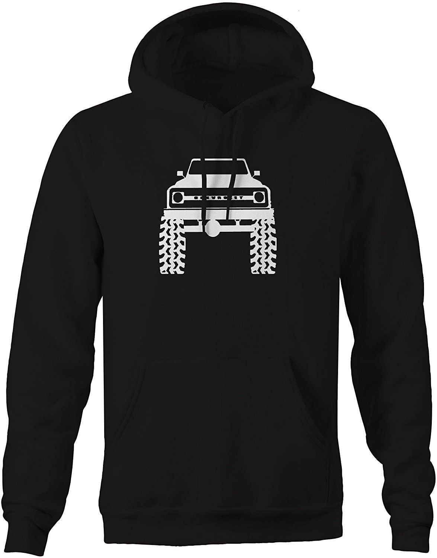67 72 Chevy Full Size Blazer Lifted Mud Tires Truck Sweatshirt Black C7182di5zw4 Black Sweatshirts Sweatshirts Active Hoodie [ 1500 x 1175 Pixel ]