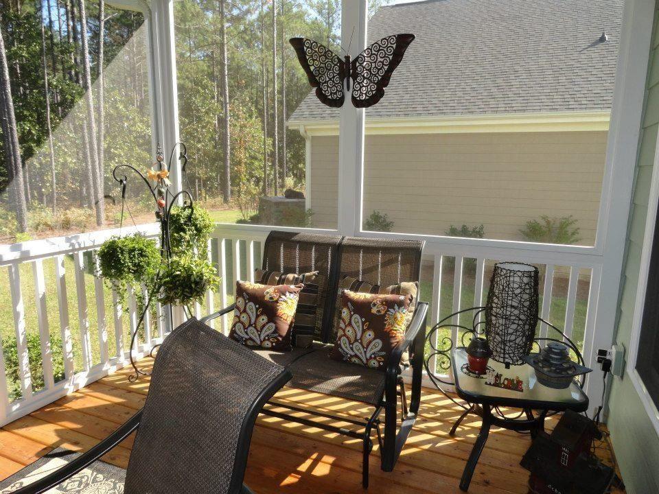 Porch fall 2012