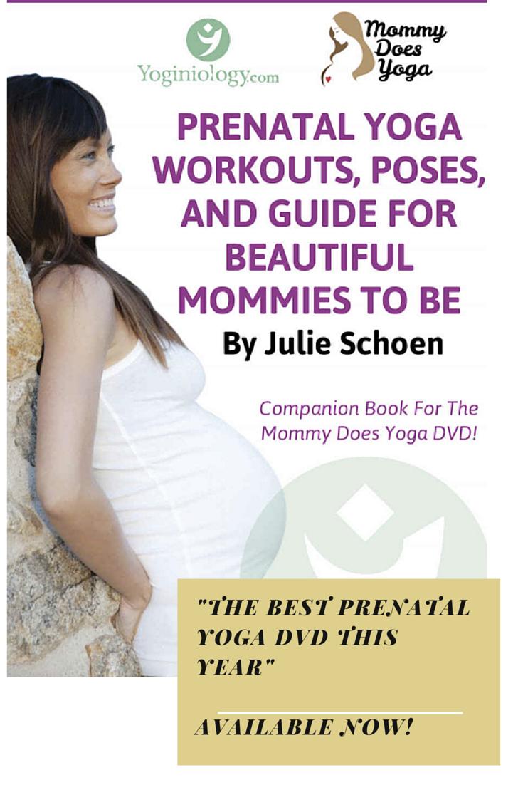 The Book | Prenatal yoga poses, Yoga guide, Prenatal yoga