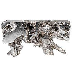 Sequoia Console Table 43346 Console Table Silver