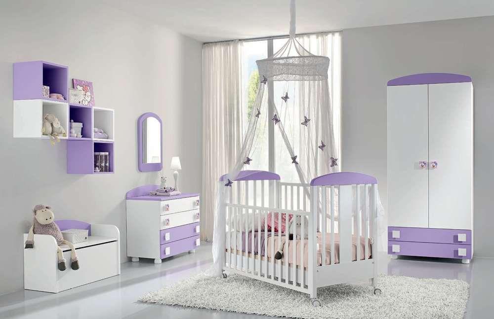 "Cameretta per bambini ""Baby"" proposta B501 Vari colori"