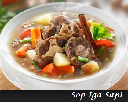 Resep Sop Iga Sapi Enak Spesial Khas Konro Makasar Resep Om Resep Masakan Resep Resep Sup