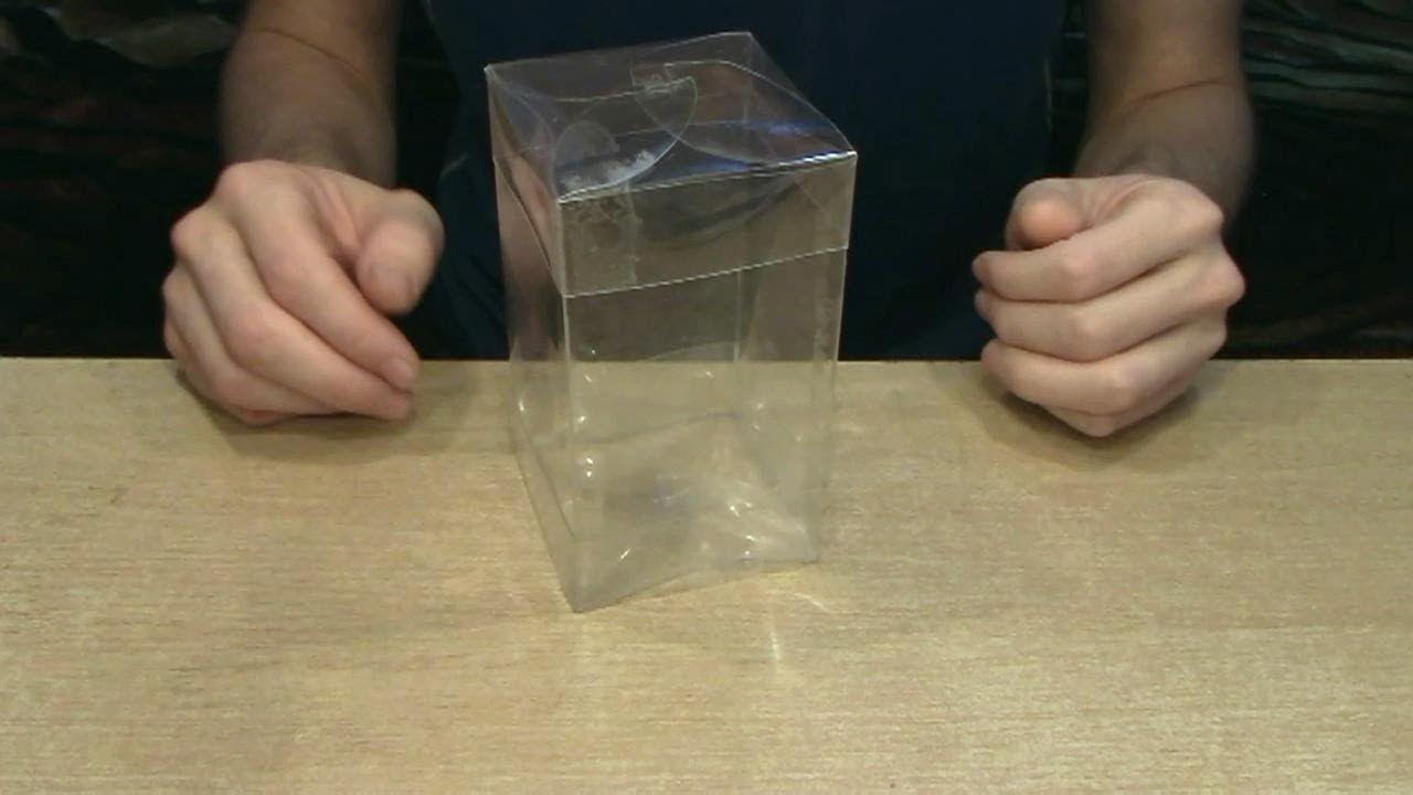 Как сделать пластиковую коробку своими руками 86