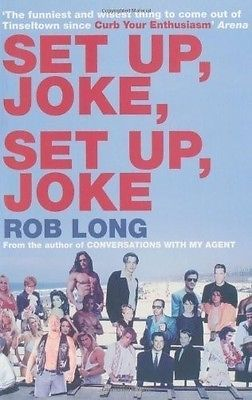 Set up, #joke, set up, #joke, rob #long, new book,  View more on the LINK: 	http://www.zeppy.io/product/gb/2/322408985991/