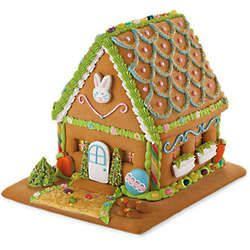 Shortbread Easter House