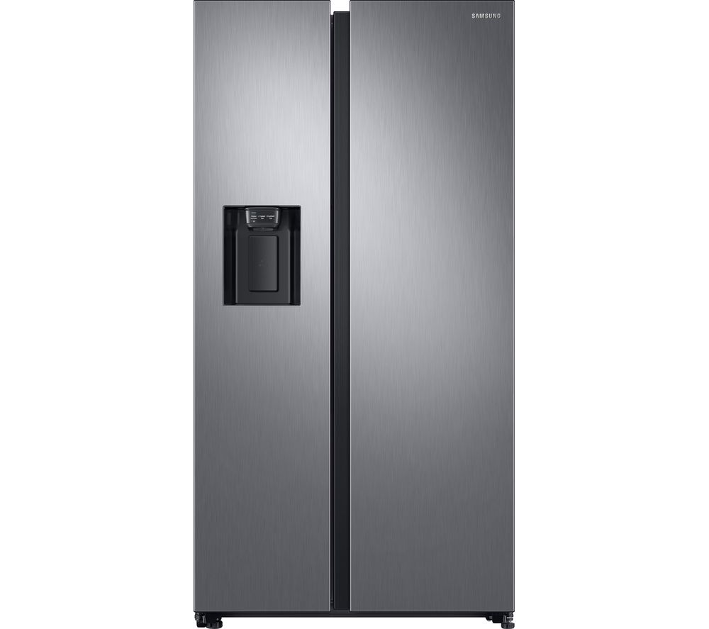Samsung Rs8000 Rs68n8340s9 Eu American Style Fridge Freezer Matte Stainless American Style Fridge Freezer Kitchen Styling Kitchen Upgrades