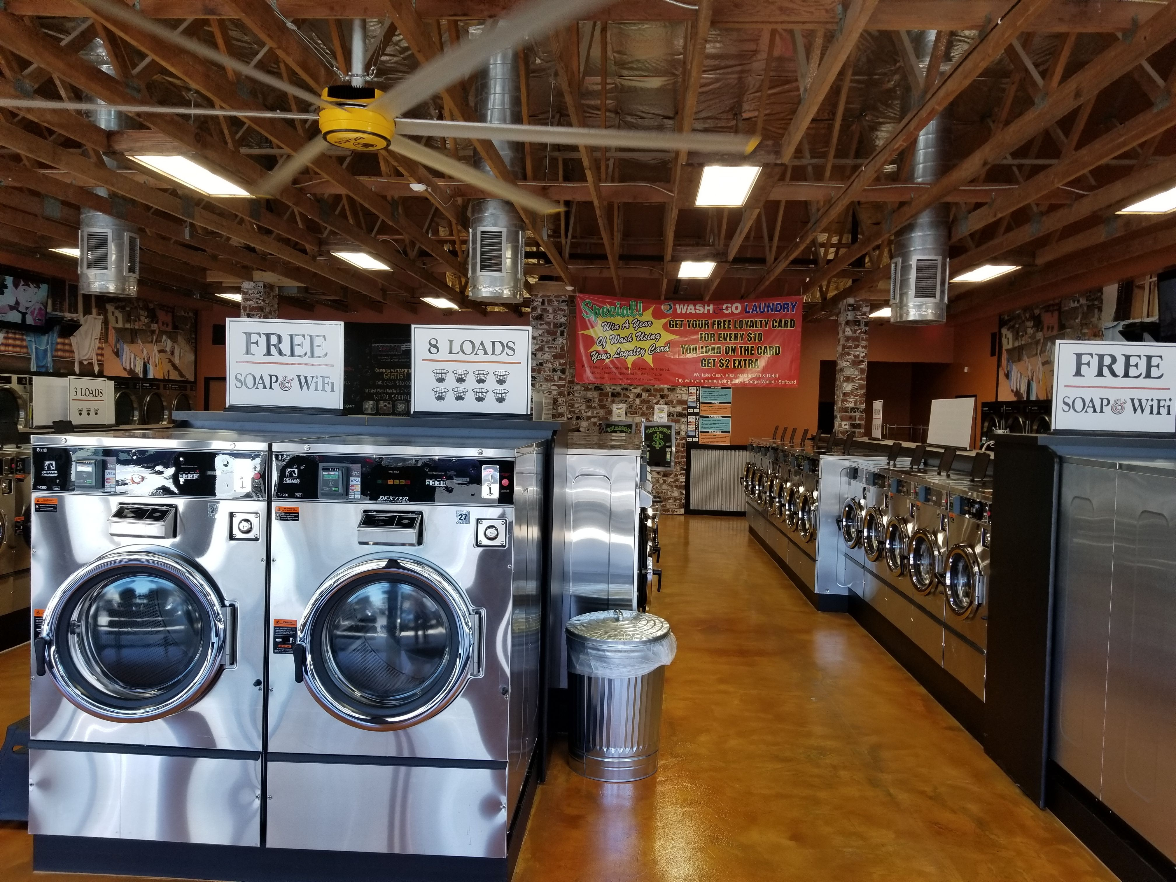 How To Succeed In The Coin Op Laundry Business The Wash N Go