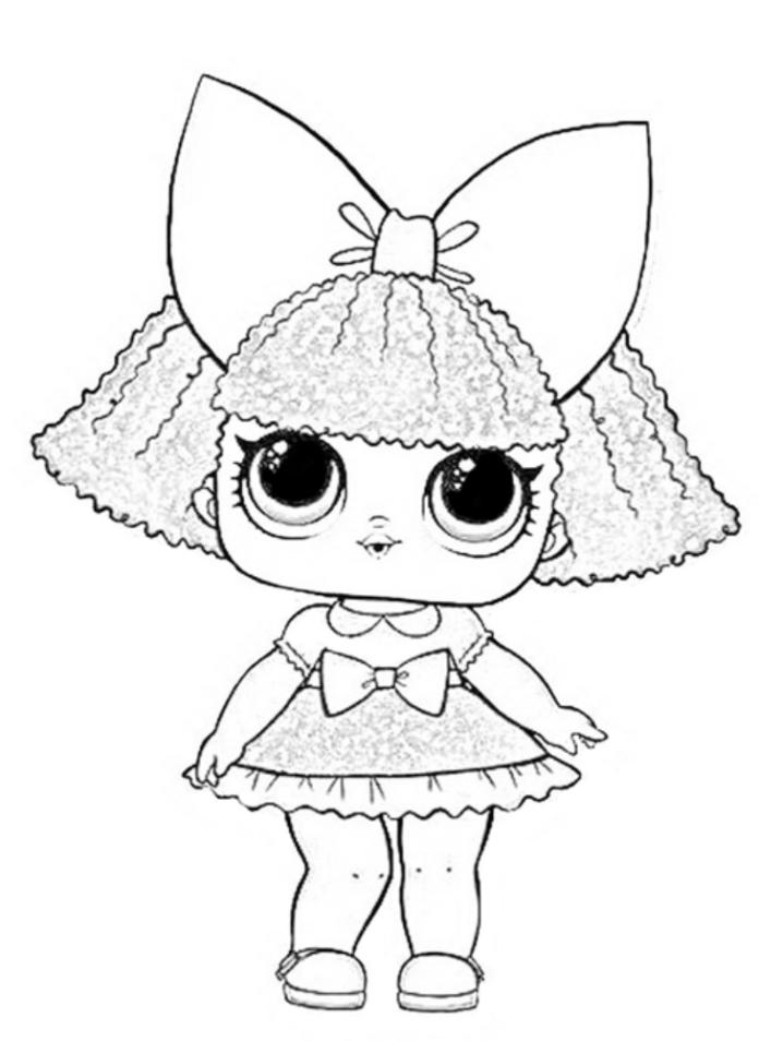 Lol Surprise Da Colorare E Stampare Scarica Qui Giochi Per Bambini E Ragazzi Libri Da Colorare Stampe Per Bambini Bambino Unicorno