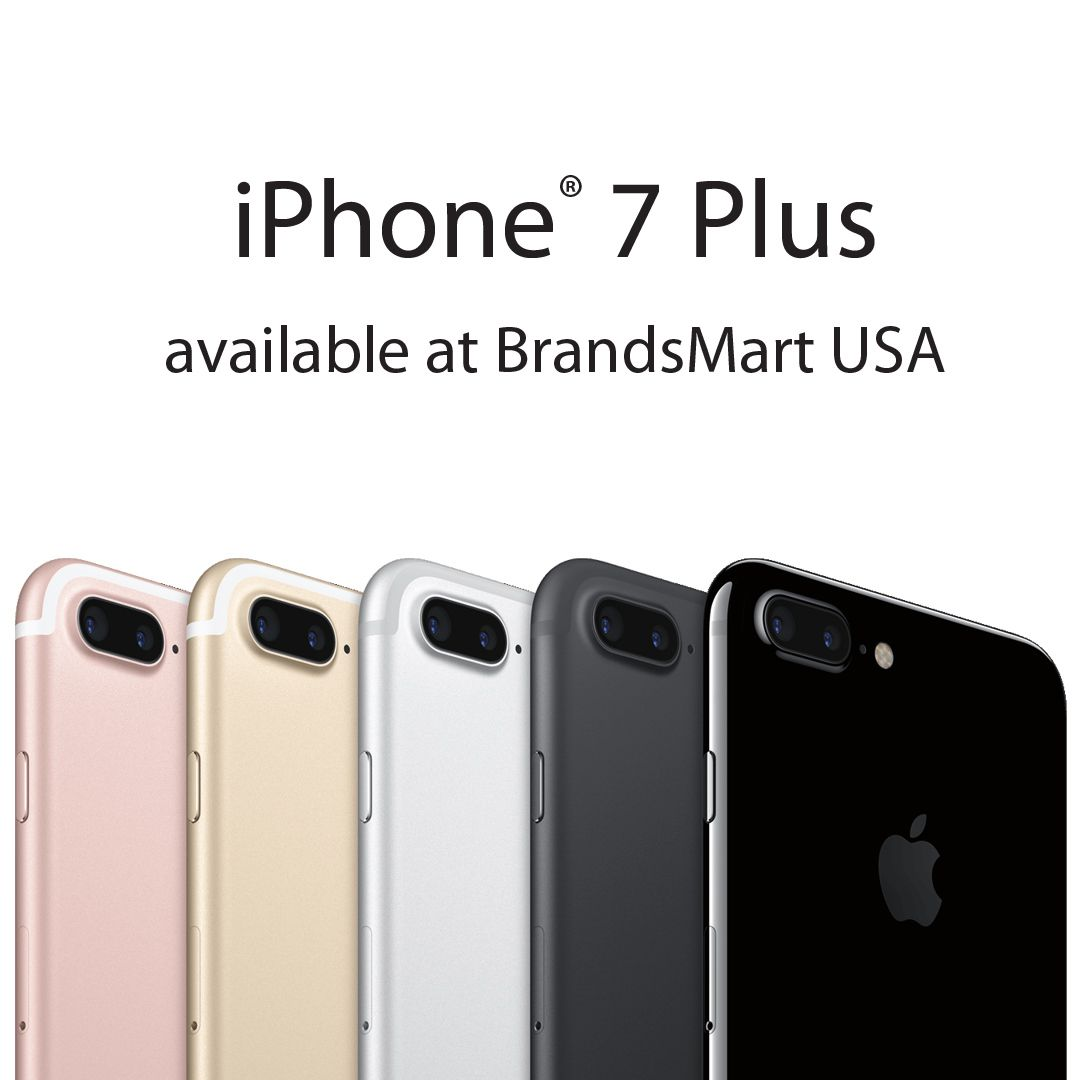 Iphone 7 Plus Available At Brandsmart Usa Tablets Phones Hp Slate Voicetab 16 Gb 3g Silver Tablet Phone Appliances