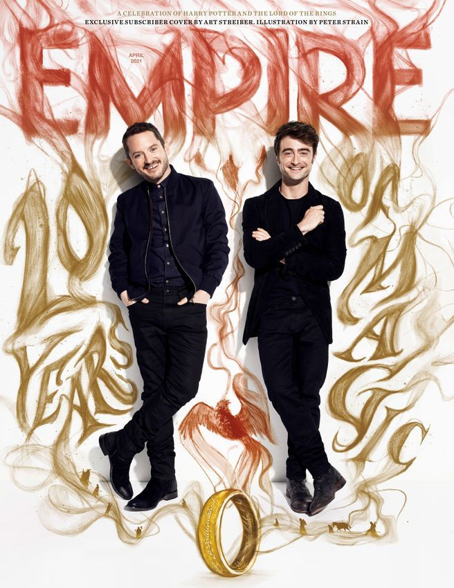 Elijah Wood And Daniel Radcliffe Unite For Empire'