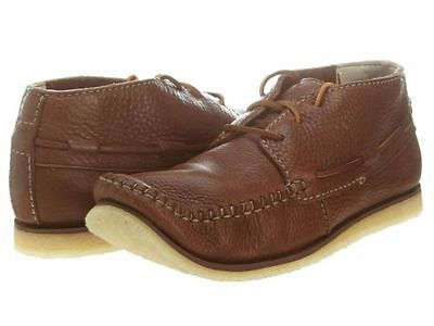 Clarks Craft Sail Mens 63528 Brown Leather Casual Boat Shoes