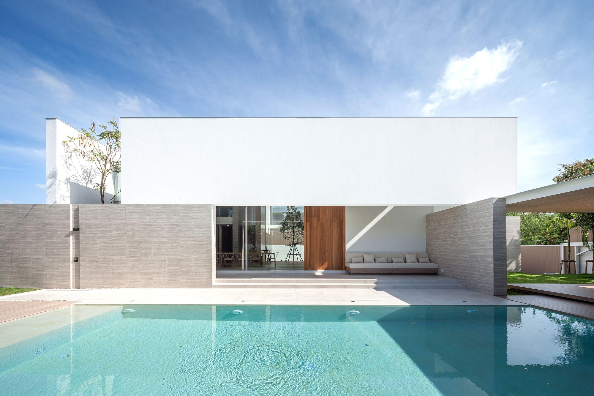 pa house idin architects arch daily minimalist house design rh pinterest co uk