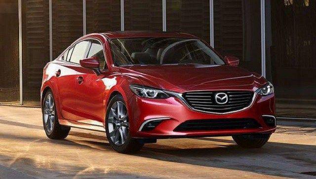 2018 Mazda 6 Turbo Mazda 6 Mazda 6 Turbo Mazda