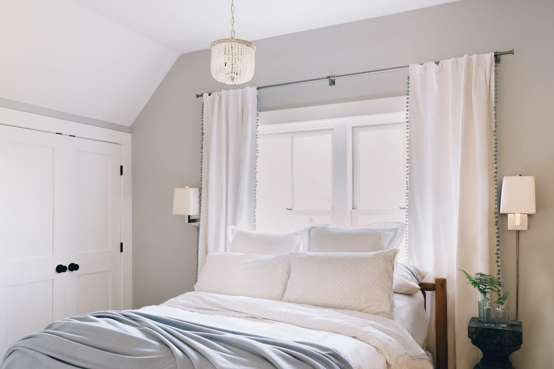 Window behind bed  pin by pine u boon on burien bedroom in   pinterest  bedroom