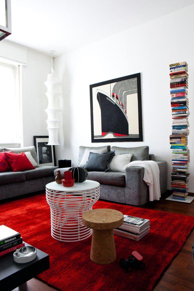 Carpet for Living Room Ideas Red Carpet In the Living Room ...