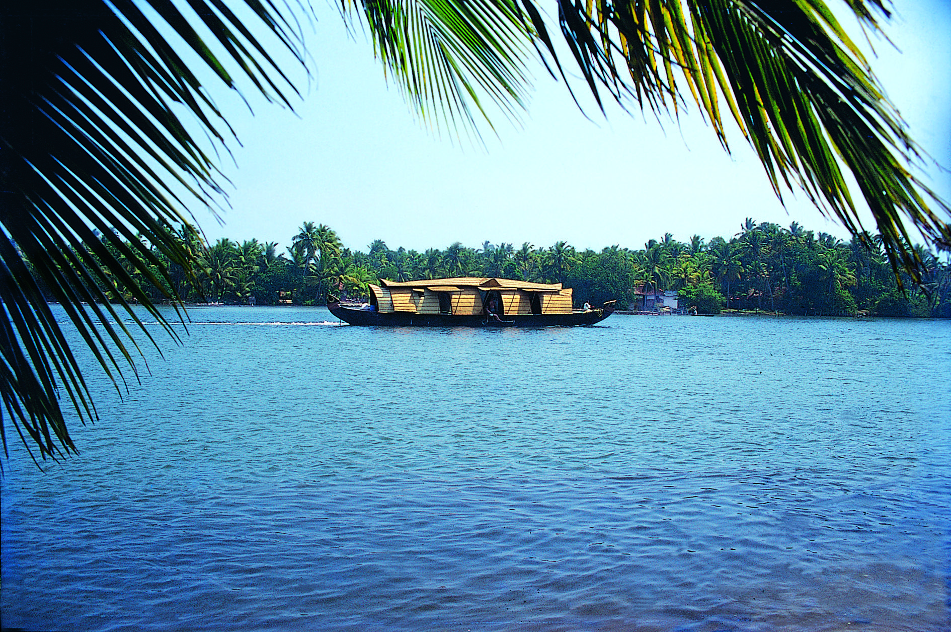 Kumarakom is more than desired destination and gives a lifetime holiday experience. Kerala, India