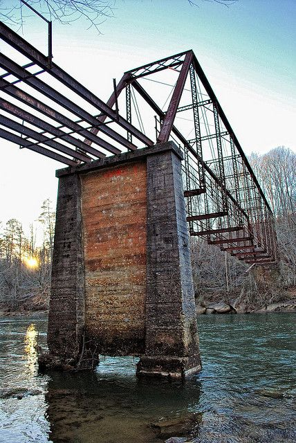 Settles Bridge | {group} Abandoned : Ghost Towns ...