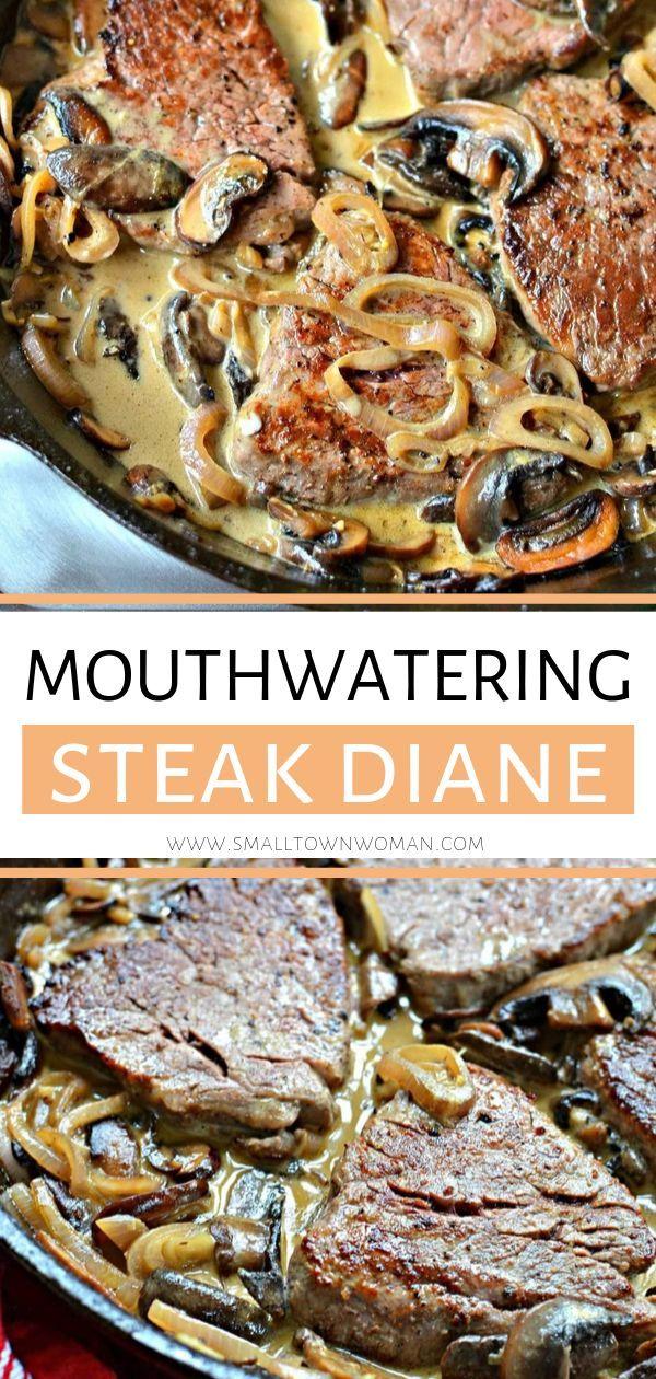 Photo of Steak Diane