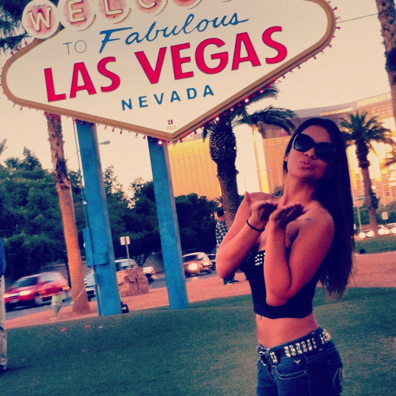 Las Vegas Sign Las Vegas 21st Birthday
