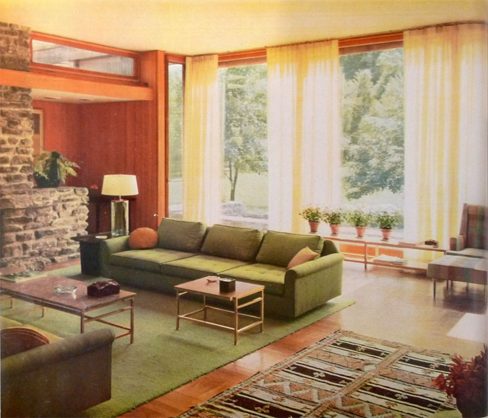 San Francisco Interior Design 70s - Google Search