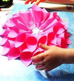 Kwiaty Z Papieru 3d Blondynki Kreatywnie Crafts Paper Art Exploding Boxes