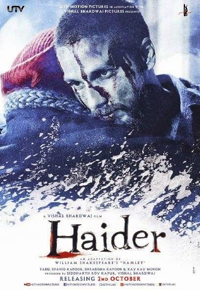 haider 2014 watch full hindi movie online dvd scr rip